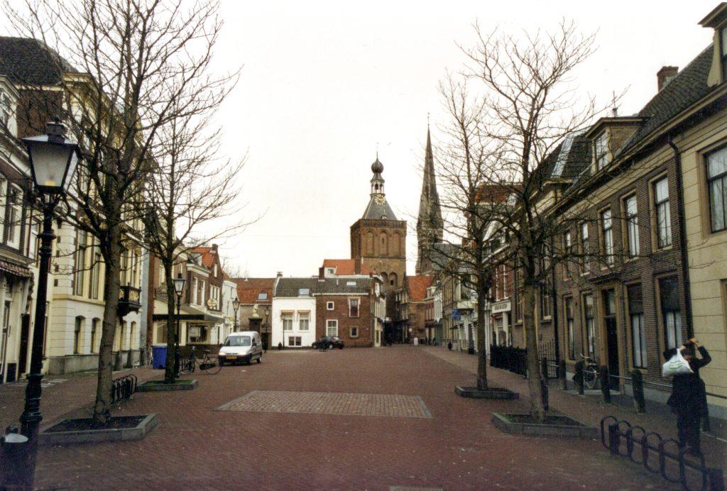 Binnenstad Varkensmarkt