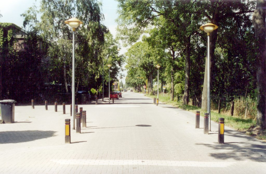 Rondplein Culemborg O. van Reesweg