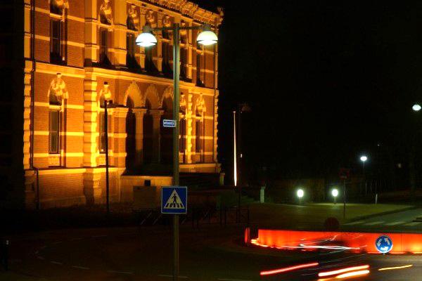 Rotonde Rechtbank Tiel