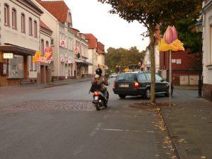 Blomberg - reserve_Verkeersbord_-_kunst2